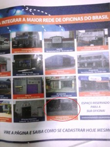Estamos no Jornal Oficina Brasil
